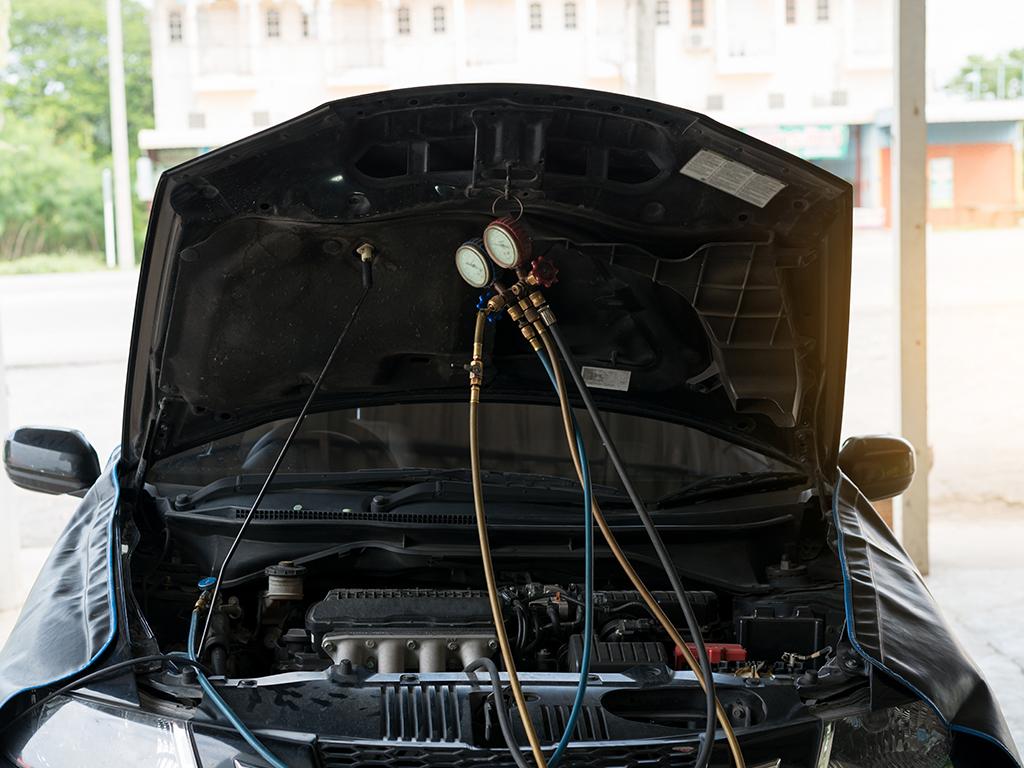 Kühlleistung im Auto lässt nach? ❄ #Klimakondensator prüfen auf defekt!